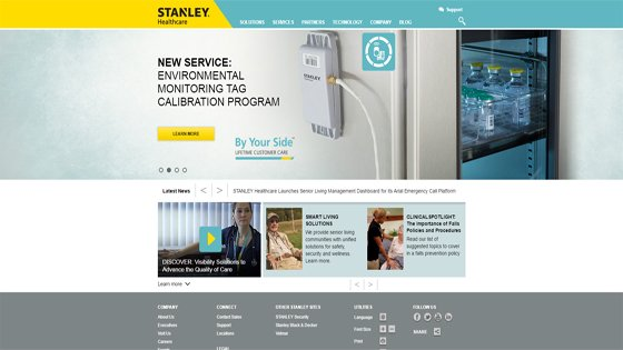 Healthcare IT solutions from Stanley